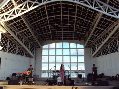 Lynhurst Live at Lake Harriet Bandshell, September 2011