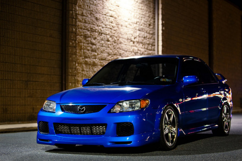 Mazdaspeed Protege by Milan Stanic Photography on Flickr.