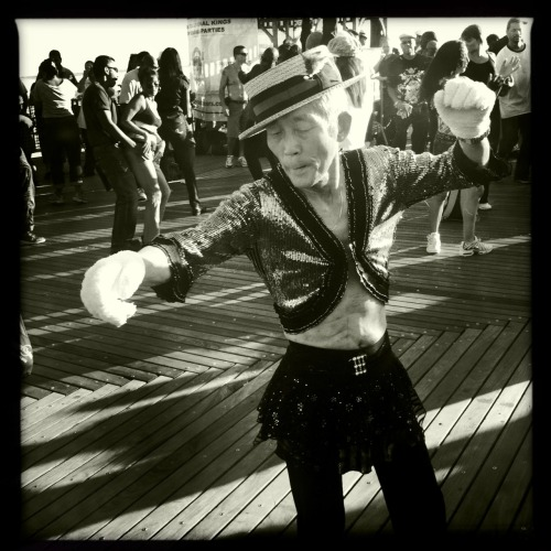Dancer John S Lens, Claunch 72 Monochrome Film, No Flash, Taken with Hipstamatic