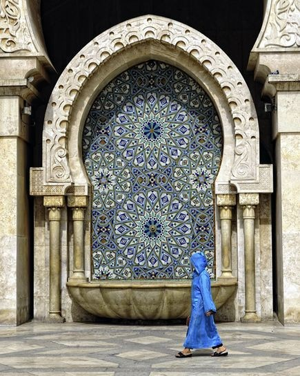 Casablanca, Morocco (via Your Morocco Photos — National Geographic)