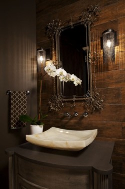 (via Independence, MN - traditional - bathroom - minneapolis - by Martha O'Hara Interiors)