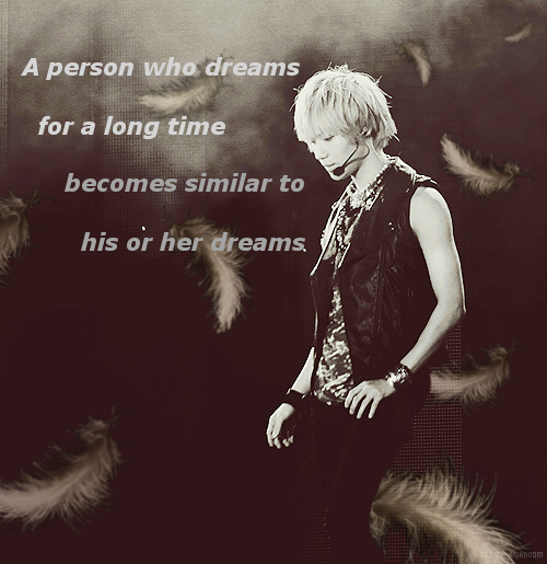 Taemin Quote for the TaeMints on Tumblr~