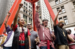 rpmfm:  Indigenous Peoples Day vs. Columbus Day The ever-controversial Columbus Day is being celebrated this week in the United States but, in many communities across Turtle Island, the holiday is being reclaimed as Indigenous Peoples Day—a day of solidarity with Indigenous People. RPM brings you some Native perspective on the history and context of this highly contested 'holiday'. Read more…  We posted this up last year but it's just as relevant today. Enjoy y'all!