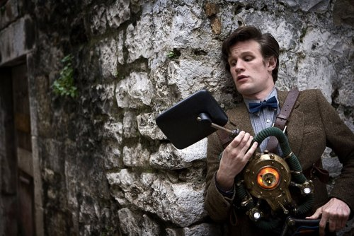 insubordinatesaint:  The Doctor looks so determined :]