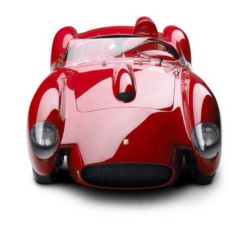 coolerthanbefore:  Ralph Lauren's 1958 Ferrari 250 TR Testarosa   Can't believe this is from the past.