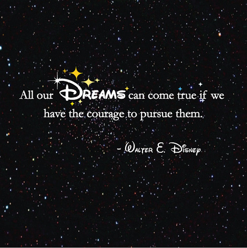 Walt Disney Quote Series (3) by JNad on Flickr.