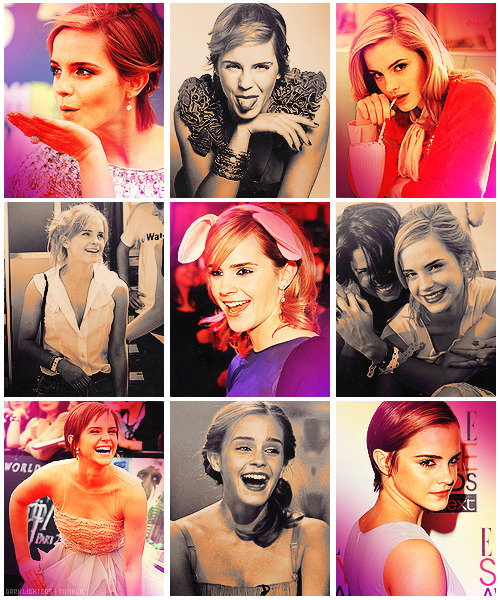 25 Charming Ladies» Emma Watson || Actress, Model