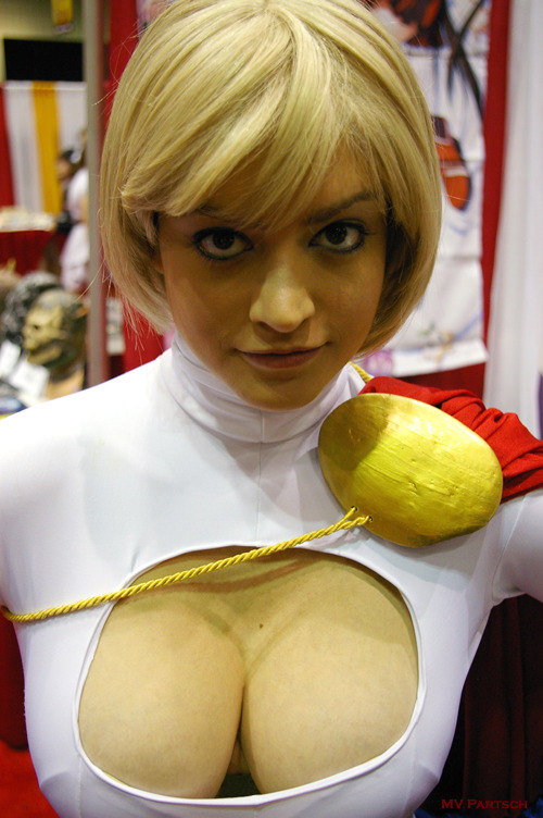 Power Girl: sexyhotcrazylove. MegaCon. Orlando. 2011. Exhibit Hall East. Performed by the Unbelievable *Seven*: Cosplay Artist & Model: http://themissingeyebrow.deviantart.com/