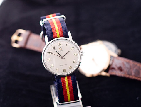 preppy watch.