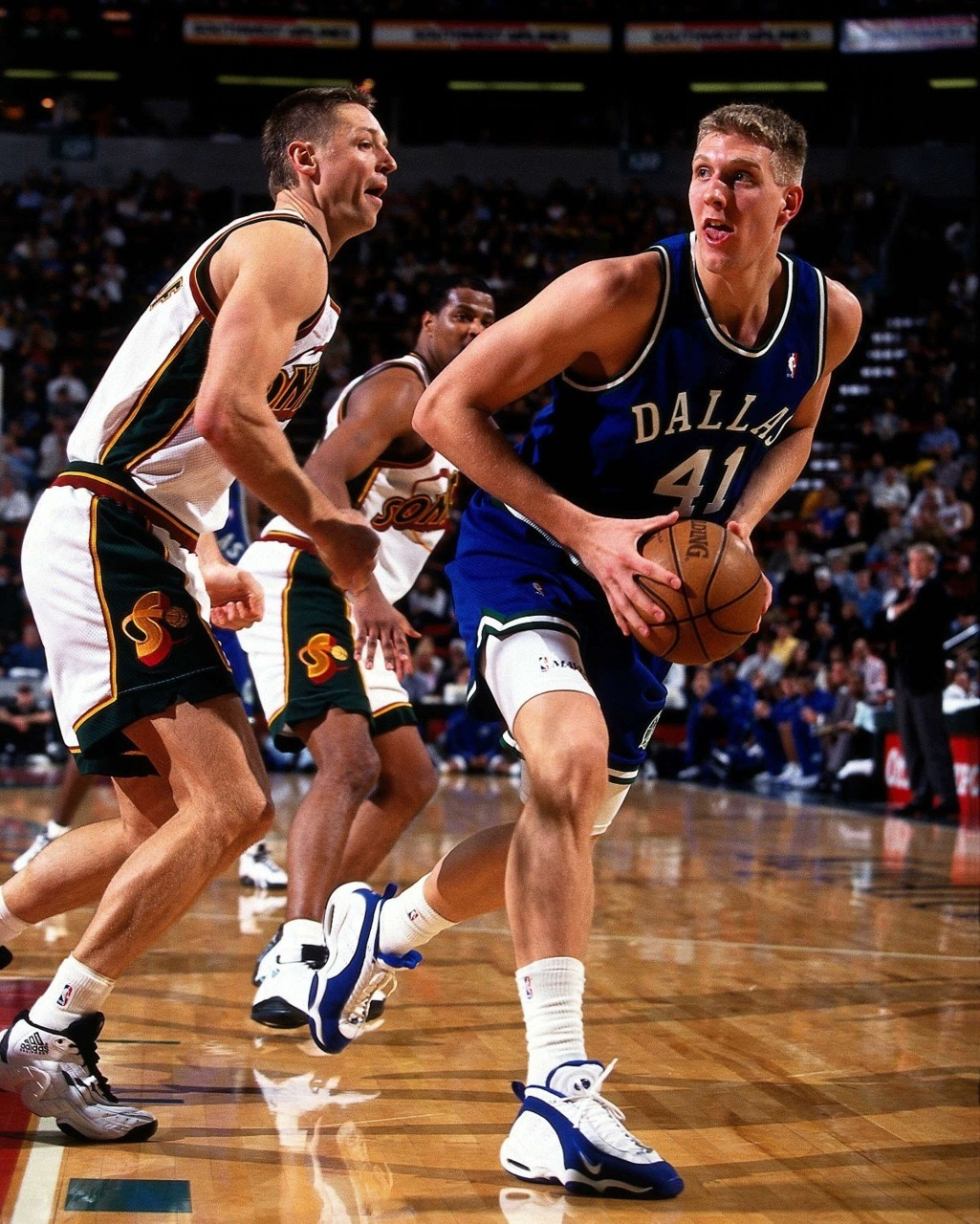 Dirk and Detlef