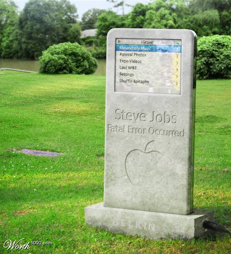 currentworldwide:   Current Worldwide Likes.   R.I.P. Steve Jobs