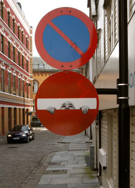 Do not enter by Dan Witz By Design daily news - http://bit.ly/n0WNn7
