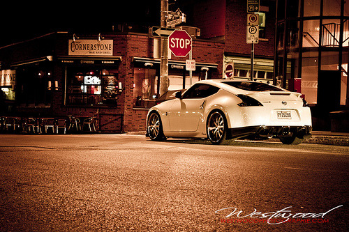 carpr0n:  Don't cross me or you'll see Starring: Nissan 370Z (by WestwoodPhotographie)