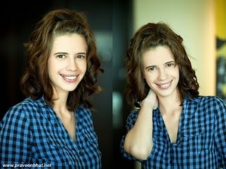 "kalki koechlin and top fashion photographer together on shoot  entire preparation was done by the company's team. A simple and neat shot was required which had to depict kalki's real personality. Praveen Bhat, being celebrity photographer who has already shot with so may celebrities made sure kalki's real persona is captured. Praveen Bhat, famous fashion and advertising photographer mentions in his own words"" Shoot was a very basic one but I had one thing in mind it should be a neat capture which should highlight her beauty and uniqueness. I made sure I have decent light shadows and reflection to keep it subtle. It was fun working with her and the entire team"""