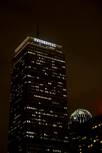 Photo: 365 - 175 Prudential at Night