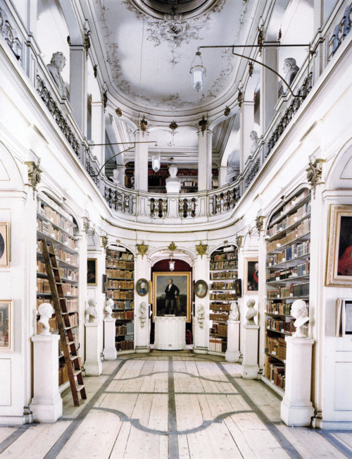 Duchess Anna Amalia Library, Weimar, Germany