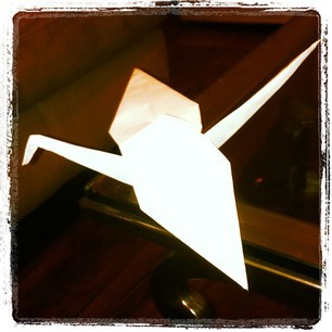 When boys play FIFA; I make Origami.