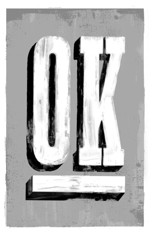 Typeverything.com - Ok by @MikeyBurton.