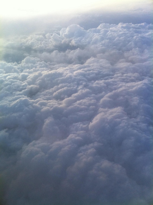 cruxes:  (via I ART U)  UP UP on the CLOUDS!! No one is pulling me down…