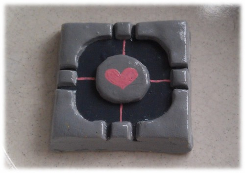 Companion Cube $5 (Flat)$10 (Detailed)  Buy now