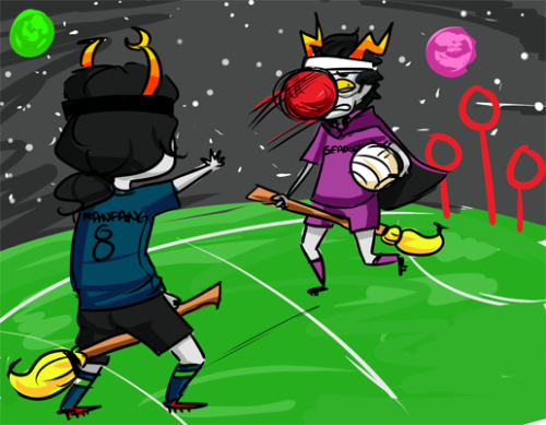 SORRY FOR NOT UPDATINGI'VE BEEN BUSY PLAYING QUIDDITCH AHAHA;;