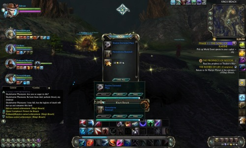 Eldrean: I earned this achievement: King's Breach! #Rift