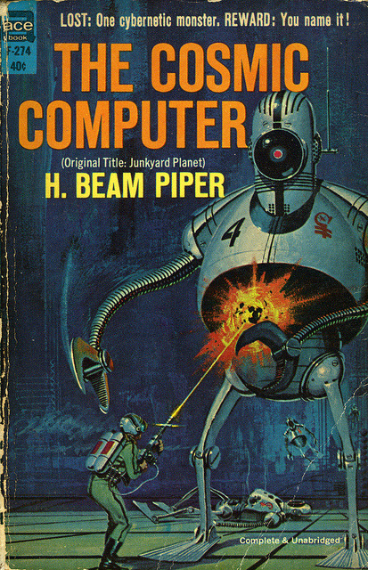 portadaz:  the cosmic computer by blackaller on Flickr.