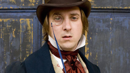 misterquark:  Casually bringing this back.  ARTHUR DARVILL AS EDWARD DORRIT WILL NEVER NOT BE FUNNY.