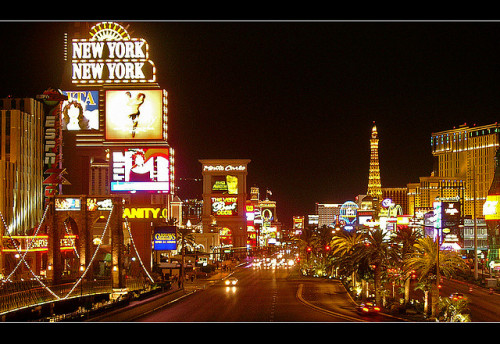 Las Vegas Strip by Fabio Miola on Flickr.