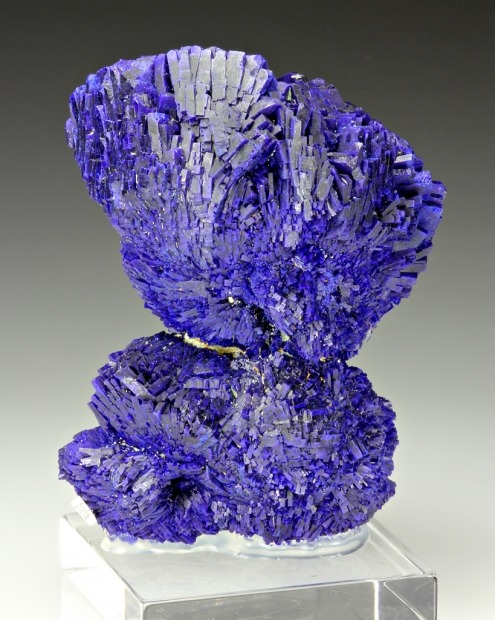 Azurite from China