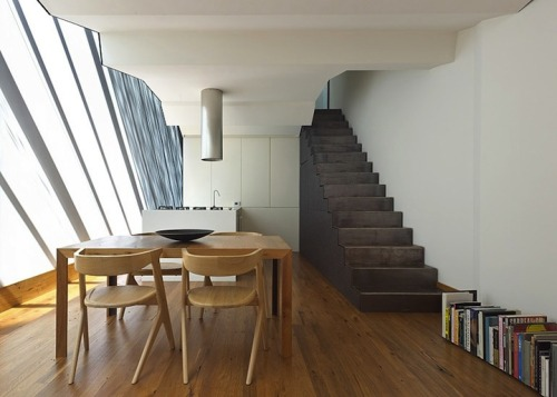 micasaessucasa:  (via Law Street House | iGNANT)