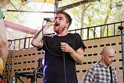 Anthony Green and Colin Franicetto of Circa Survive on Flickr. sound check The Mohawk Austin, TX 10-12-11  Go like my photo page.