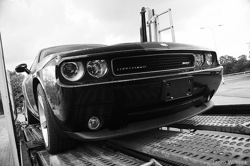 automotivated:  Dodge Challenger SRT-8 (by Jacco Wilbrink)
