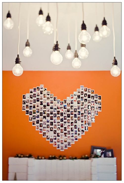myidealhome:  DIY: wall art (via Inspired Idea)