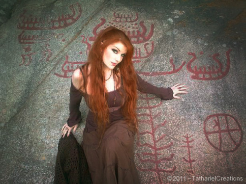 myelvenkingdom:  ~The local Rock carvings~I love this place! My dearest sister in spirit for whom my love is deep as the sea. Every battle Thou may face, I shall stand beside Thee and fight with all my power. Our ancient souls find comfort in each others presence and I am eternally grateful for Thy friendship, my epic celtic lady.