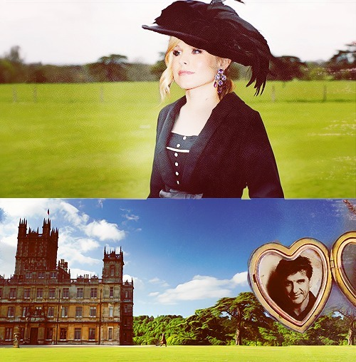 AU FANDOM MEME || Craig Ferguson and Kristen Bell in a Downton Abbey style miniseries asked by fidesangelus