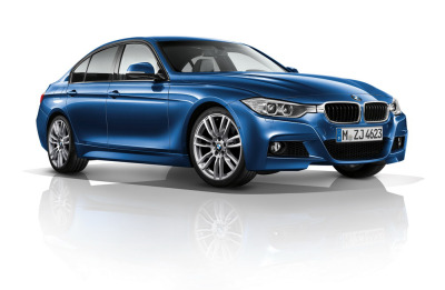 motoriginal:  The long awaited F30 3-Series has just been revealed. Shown above is the M-Sport version of it. Looks F10-ish to me. So, what do you think?
