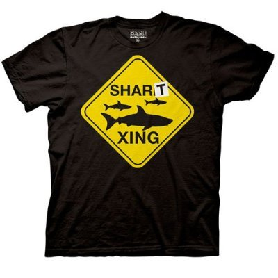 Hey, remember Shart Week? Chances are, you don't. Know it, don't know it, celebrate the spirit of defacing public property in a snarky way with the official Workaholics Shart X-ing shirt. Order it HERE. Live it out THERE.