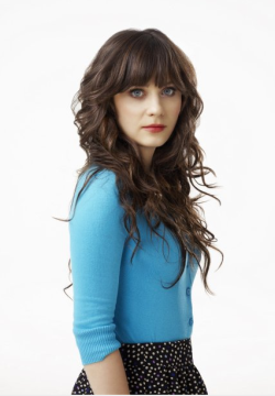 Zooey Dechanel is The new girl