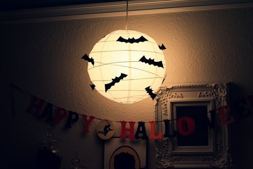 DIY Paper Lantern Bat Project (click here)