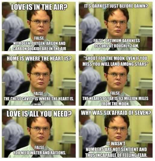 Dwight :DThe Office