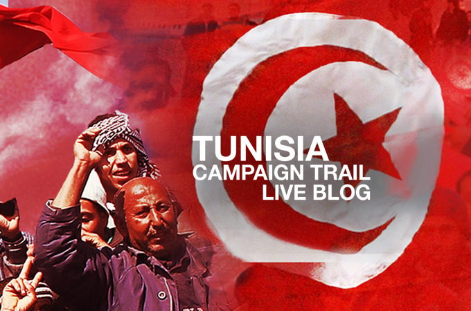 On October 23, Tunisians will vote in their first democratic election in decades - choosing between 81 new parties. Following our excellent coverage from the beginning of the Tunisian uprising, we will bring you the latest from Tunisia as the elections get closer. Stay tuned to our Tunisia Elections Special Coverage.