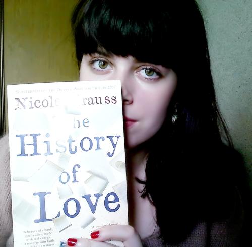 books nicole krauss the history of love wanderlusts