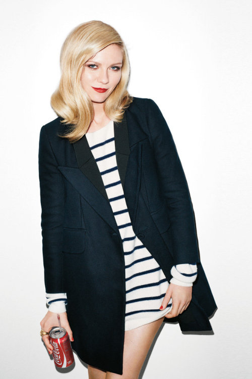 suicideblonde:  Kirsten Dunst photographed by Terry Richardson for New York Times Style Magazine, October 13th, 2011