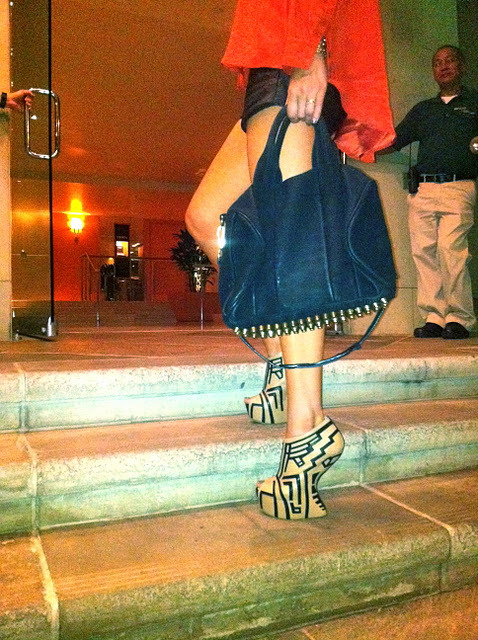 i will slap yo mama for these giuseppe tribal heels!