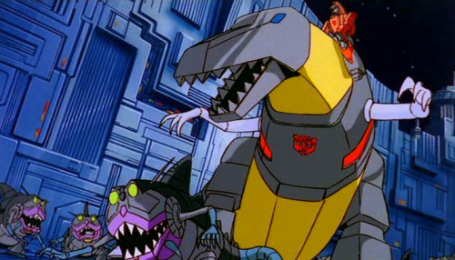 gold star for grimlock.