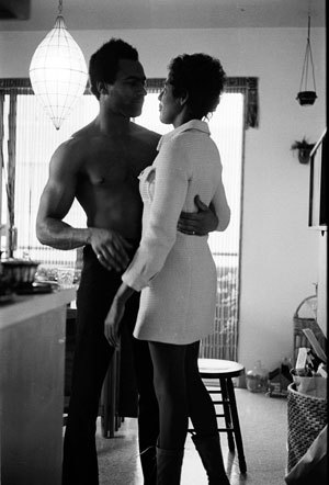 Huey Newton & Elaine Brown. #TrillBlackCouples