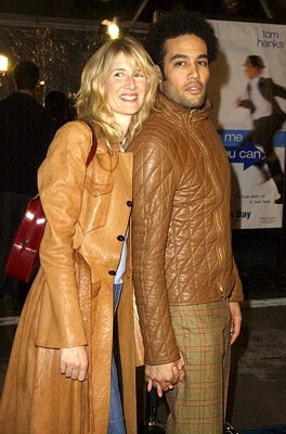 Laura Dern and Ben Harper. (photographer unknown)