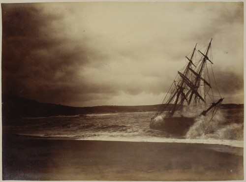 Rough Sea, Saint-Jean-de-Luz, France, 1870-89