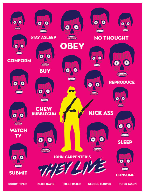 They Live by Wonderbros / Store